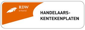 RDW Keurmerk - RDW erkend bedrijf